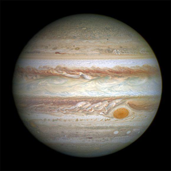 Kilde: Credit: NASA, ESA, and A. Simon